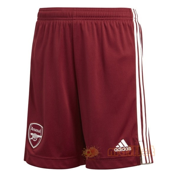 Exterieur Pantalon Arsenal 2020 2021 Rouge Destockage Maillot De Foot