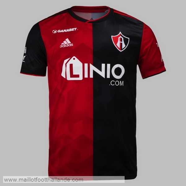 Domicile Maillot Atlas FC 2018 2019 Rouge Destockage Maillot De Foot