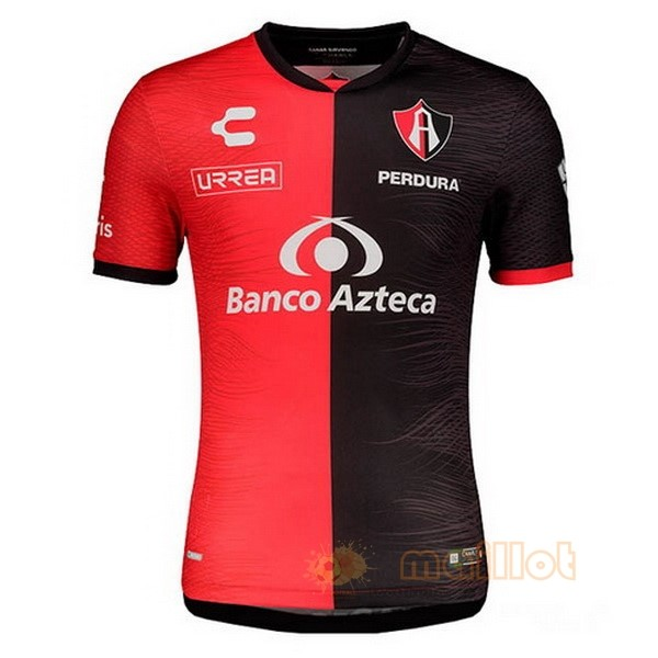 Domicile Maillot Atlas FC 2020 2021 Rouge Destockage Maillot De Foot